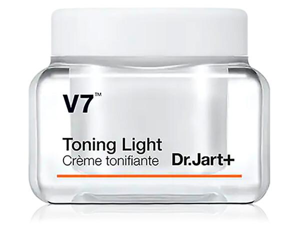 Витаминный крем для лица с осветляющим эффектом Dr. Jart+ V7 Toning Light, 50мл - Фото №1
