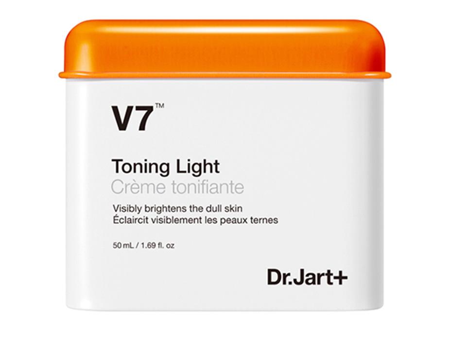 Витаминный крем для лица с осветляющим эффектом Dr. Jart+ V7 Toning Light, 50мл - Фото №3
