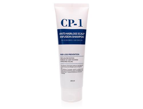 Шампунь против выпадения волос Esthetic House CP-1 Anti-Hair Loss Scalp Infusion Shampoo, 250мл