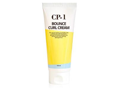 Ухаживающая сыворотка-крем для повреждённых волос Esthetic House CP-1 Bounce Curl Cream, 150мл - Фото №1