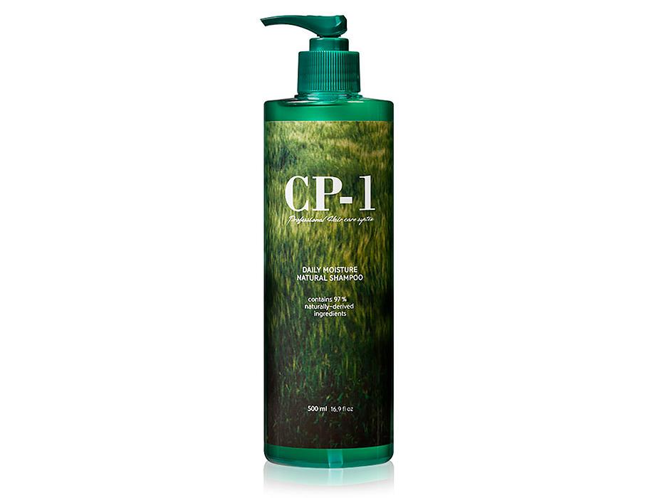 Натуральный шампунь для ежедневного применения Esthetic House CP-1 Daily Moisture Natural Shampoo, 500мл