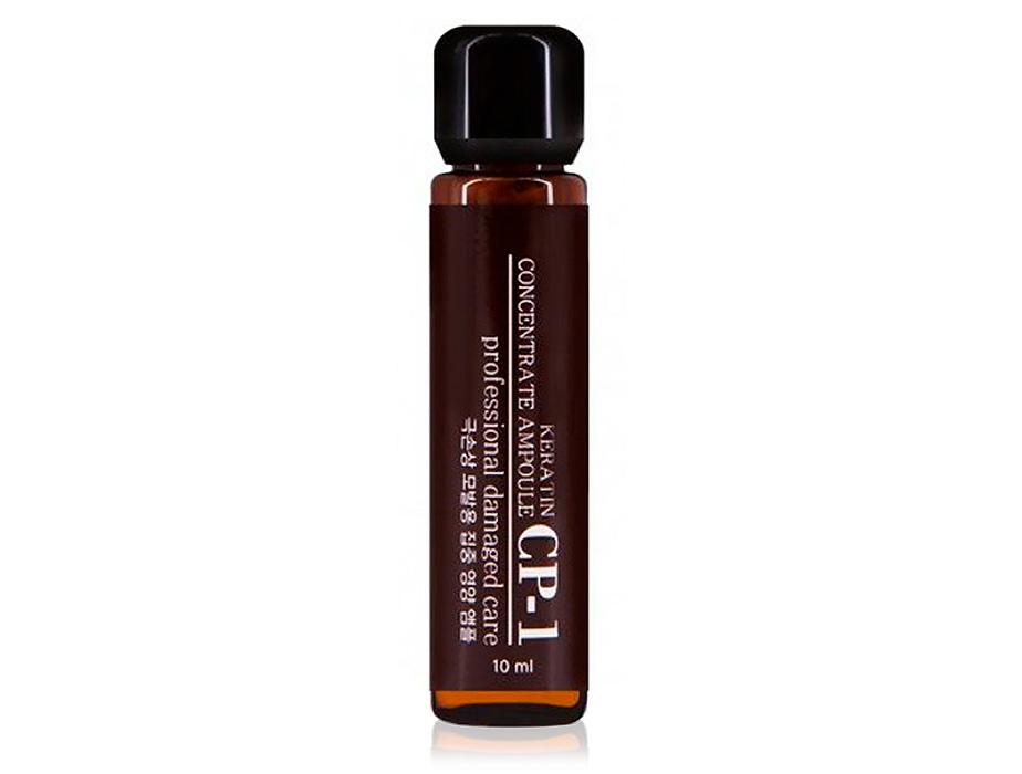 Кератиновая эссенция для волос Esthetic House CP-1 Keratin Concentrate Ampoule, 10мл