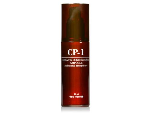 Кератиновая эссенция для волос Esthetic House CP-1 Keratin Concentrate Ampoule, 80мл