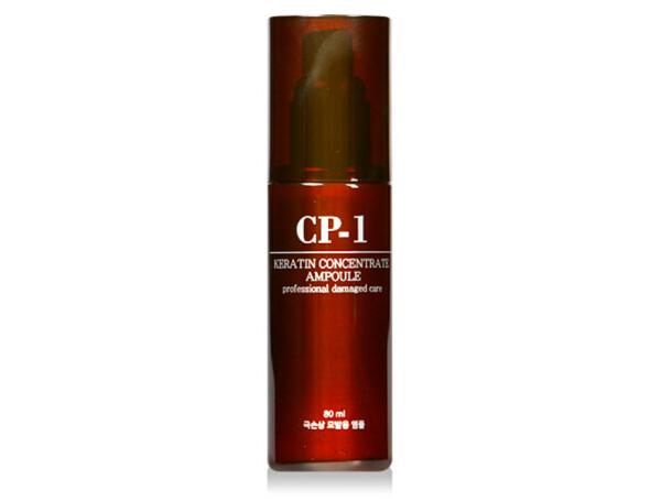 Кератиновая эссенция для волос Esthetic House CP-1 Keratin Concentrate Ampoule, 80мл - Фото №1