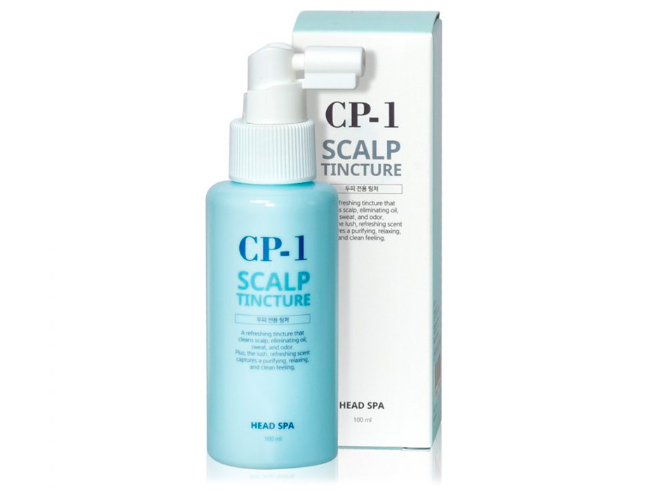 Освежающий спрей для кожи головы Esthetic House CP-1 Scalp Tincture Head Spa, 100мл - Фото №2