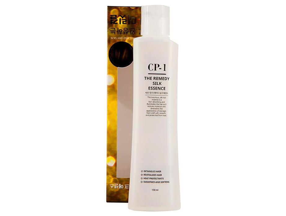 Шелковая эссенция для волос Esthetic House CP-1 The Remedy Silk Essence, 150мл - Фото №2