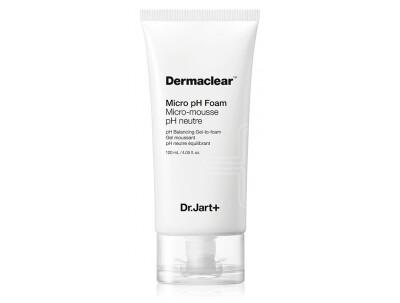 Пенка для умывания Dr. Jart+ Dermaclear Micro pH Foam Micro-Mousse, 120мл - Фото №1