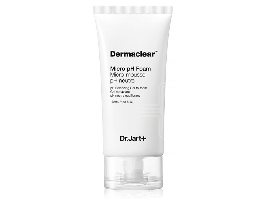 Пенка для умывания Dr. Jart+ Dermaclear Micro pH Foam Micro-Mousse, 120мл