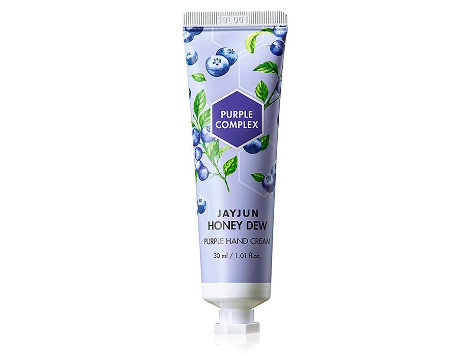 Крем для рук Jayjun Honey Dew Purple Hand Cream, 30мл