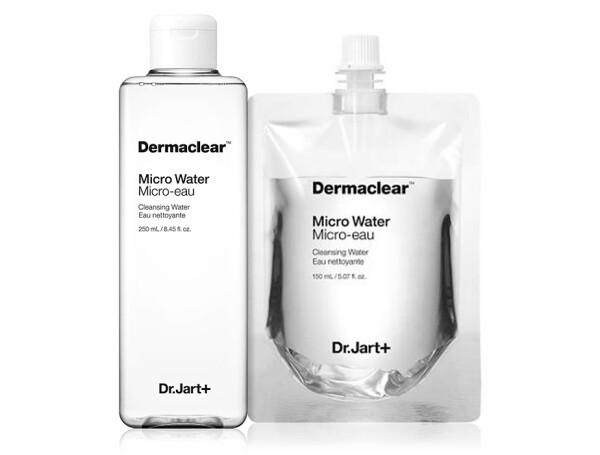 Мицеллярная вода для очищения и тонизирования Dr. Jart+ Dermaclear Micro Water, 250мл + 150мл - Фото №1