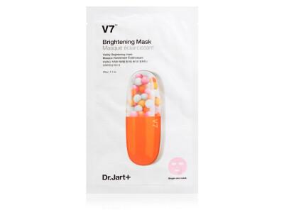 Осветляющая маска для лица с витаминным комплексом Dr. Jart+ V7 Brightening Mask - Фото №1