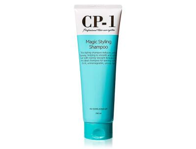 Шампунь для непослушных волос Esthetic House CP-1 Magic Styling Shampoo, 250мл - Фото №1