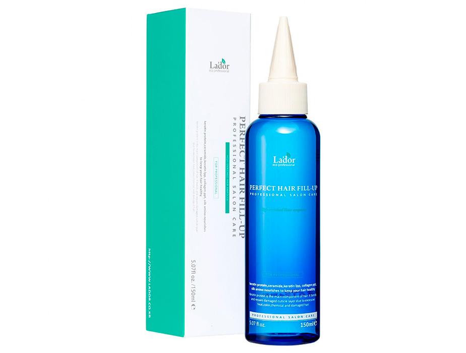 Филлер для волос с эффектом ламинирования Lador Perfect Hair Fill-Up, 150мл - Фото №2