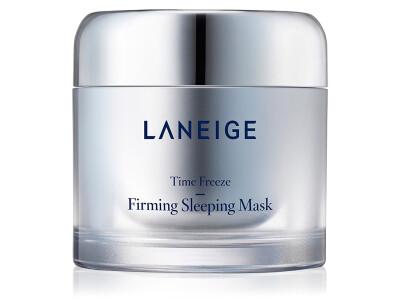 Подтягивающая ночная маска для лица Laneige Time Freeze Firming Sleeping Mask, 60мл - Фото №1