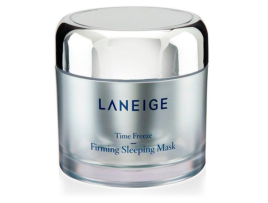 Подтягивающая ночная маска для лица Laneige Time Freeze Firming Sleeping Mask, 60мл - Фото №2