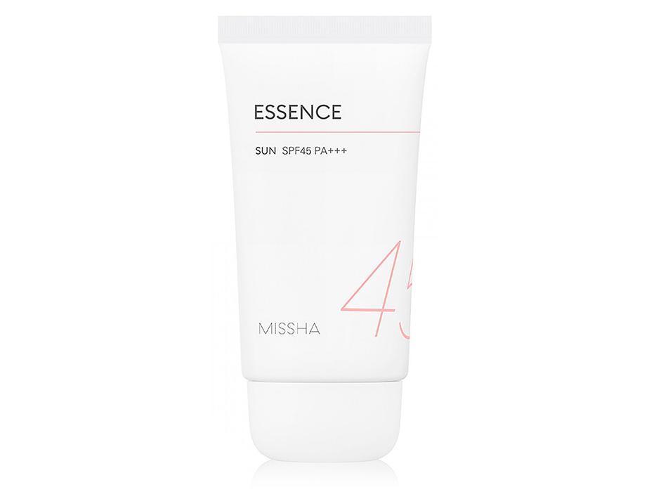 Солнцезащитная эссенция для тела Missha All Around Safe Block Essence Sun EX SPF 45, 50мл