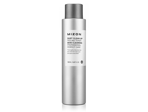 Очищающий тонер-пилинг Mizon Dust Clean Up Peeling Toner, 150мл - Фото №1