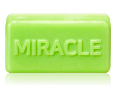 Кислотное очищающее мыло для проблемной кожи Some By Mi AHA-BHA-PHA 30 Days Miracle Cleansing Bar, 106г - Фото №1
