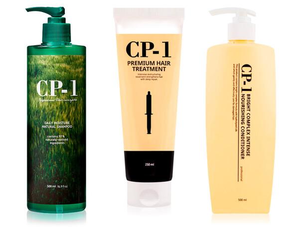 Набор для безсульфатного ухода за волосами Esthetic House CP-1 - Фото №1