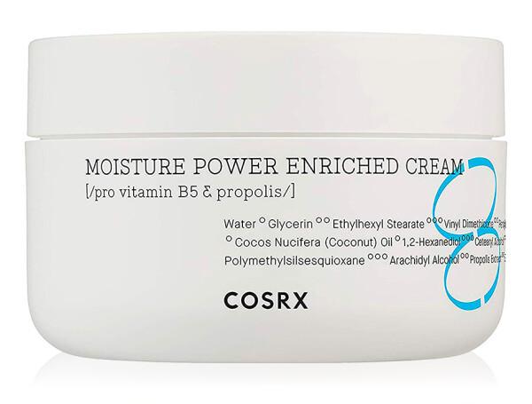 Восстанавливающий крем для глубокого увлажнения кожи Cosrx Moisture Power Enriched Cream, 50мл - Фото №1