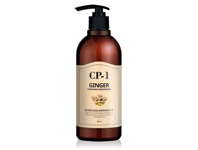 Кондиционер для волос с имбирем Esthetic House CP-1 Ginger Purifying Conditioner, 500мл - Фото №1