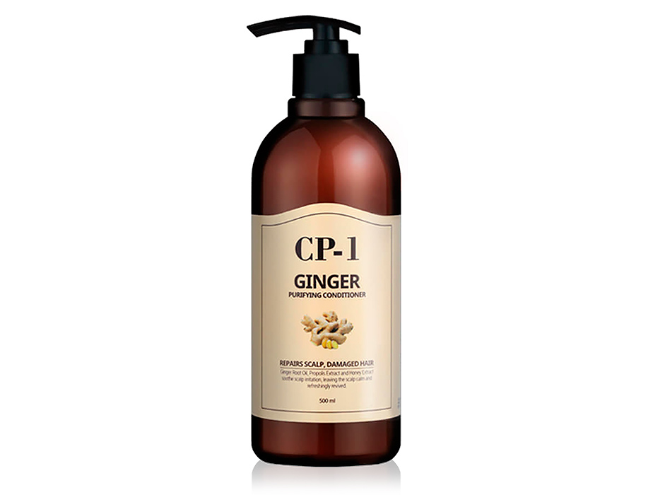 Кондиционер для волос с имбирем Esthetic House CP-1 Ginger Purifying Conditioner, 500мл