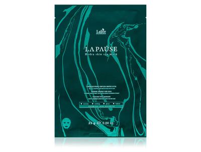 Увлажняющая спа-маска для лица Lador La-Pause Hydra Skin Spa Mask - Фото №1