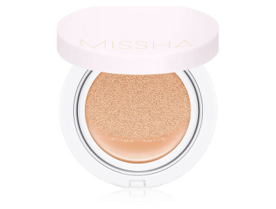 Тональная основа кушон Missha Magic Cushion Cover Lasting SPF 50, 23 тон - Фото №1