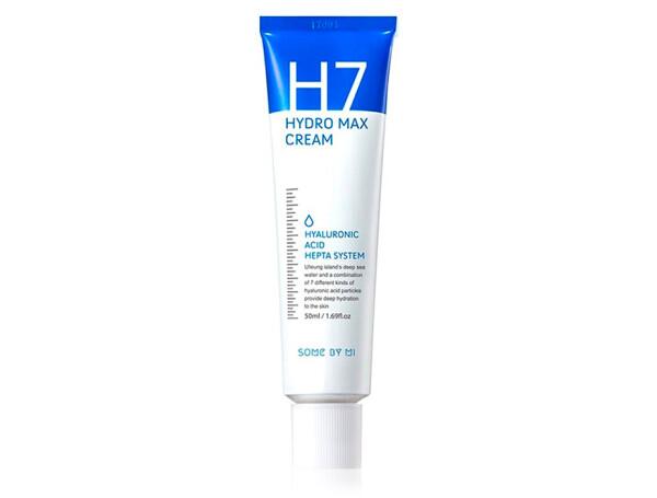 Глубокоувлажняющий крем для лица Some By Mi H7 Hydro Max Cream, 50мл - Фото №1