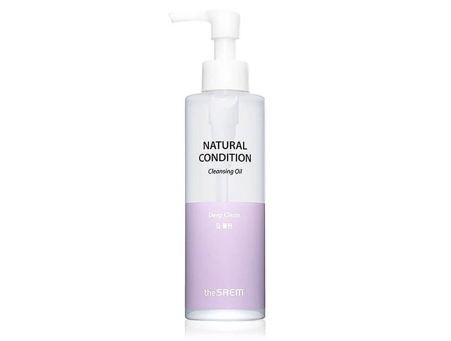 The Saem Natural Condition Cleansing Oil Deep Clean 180 ml