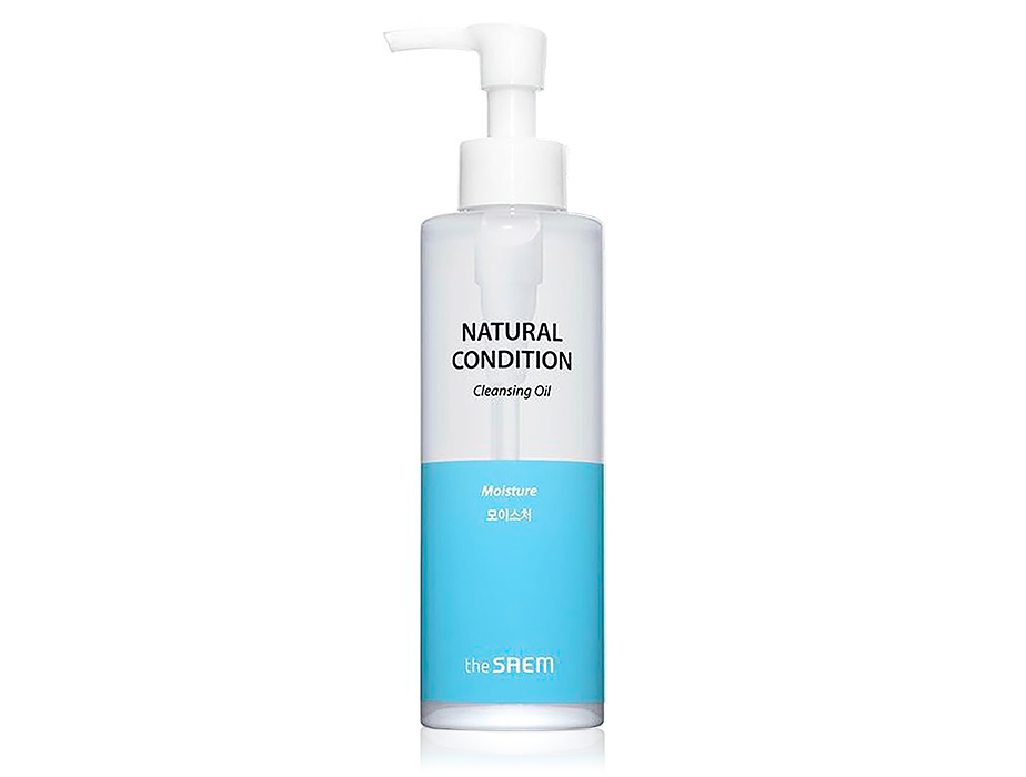 The Saem Natural Condition Cleansing Oil Moisture 180 ml