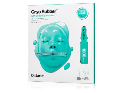 Успокаивающая альгинатная маска для лица с аллантоином Dr. Jart+ Cryo Rubber With Soothing Allantoin - Фото №1