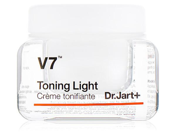 Витаминный крем для лица с осветляющим эффектом Dr. Jart+ V7 Toning Light, 15мл - Фото №1