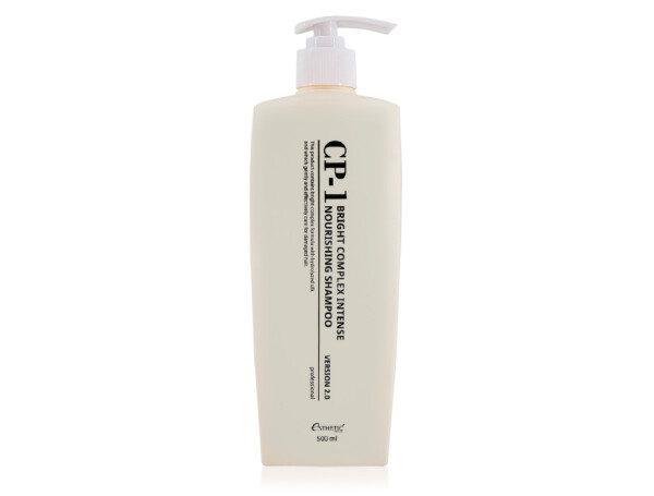 Протеиновый шампунь для волос Esthetic House CP-1 Bright Complex Intense Nourishing Shampoo, 500мл - Фото №1