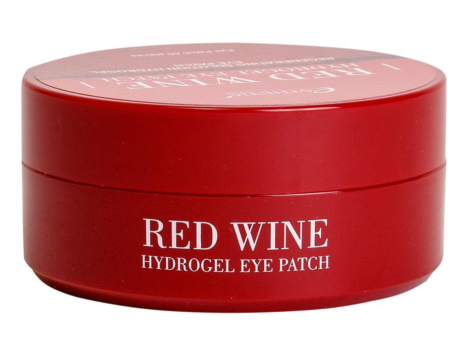 Гидрогелевые патчи под глаза с экстрактом красного вина Esthetic House Red Wine Hydrogel Eye Patch, 60шт - Фото №3