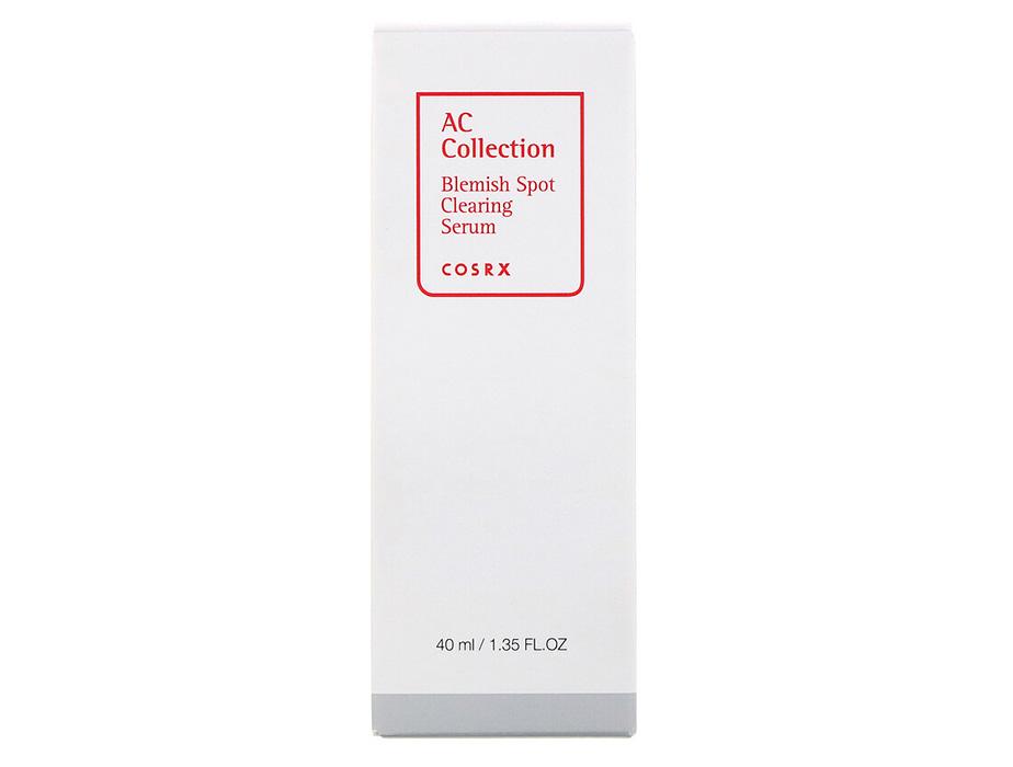Лечащая сыворотка для проблемной кожи Cosrx AC Collection Blemish Spot Clearing Serum, 40мл - Фото №2