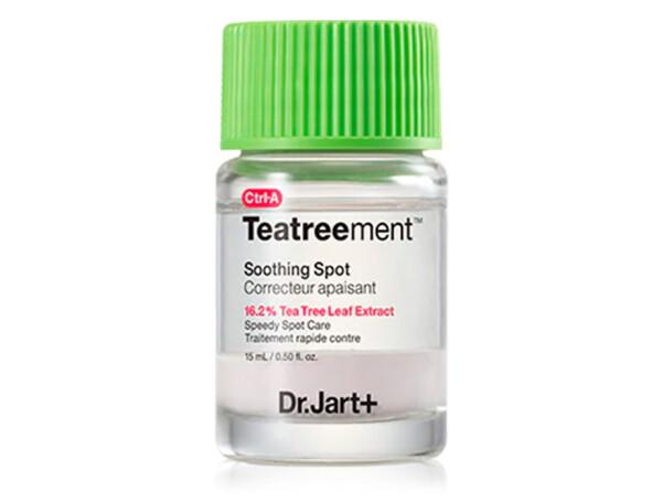 Точечное средство для лечения прыщей и постакне Dr. Jart+ Ctrl-A Teatreement Soothing Spot, 15мл - Фото №1