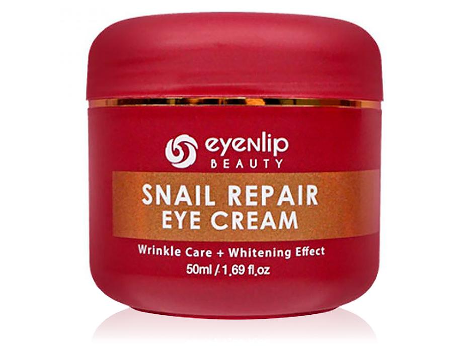 Восстанавливающий крем для глаз с улиточным муцином Eyenlip Snail Repair Eye Cream, 50мл