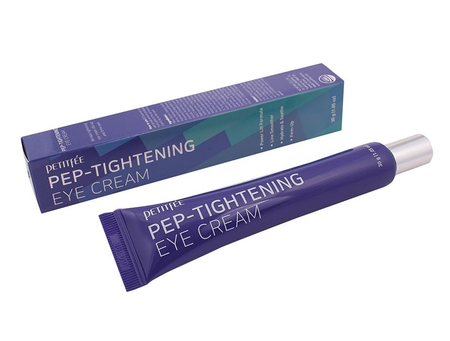 Пептидный крем для глаз Petitfee Pep-Tightening Eye Cream, 30г - Фото №2