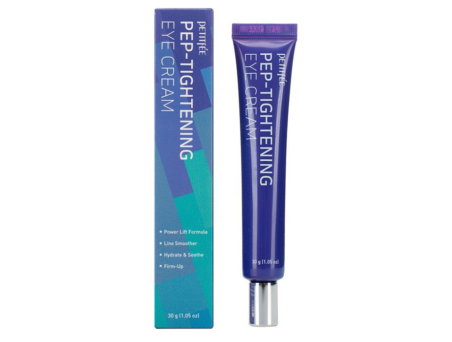 Пептидный крем для глаз Petitfee Pep-Tightening Eye Cream, 30г - Фото №3