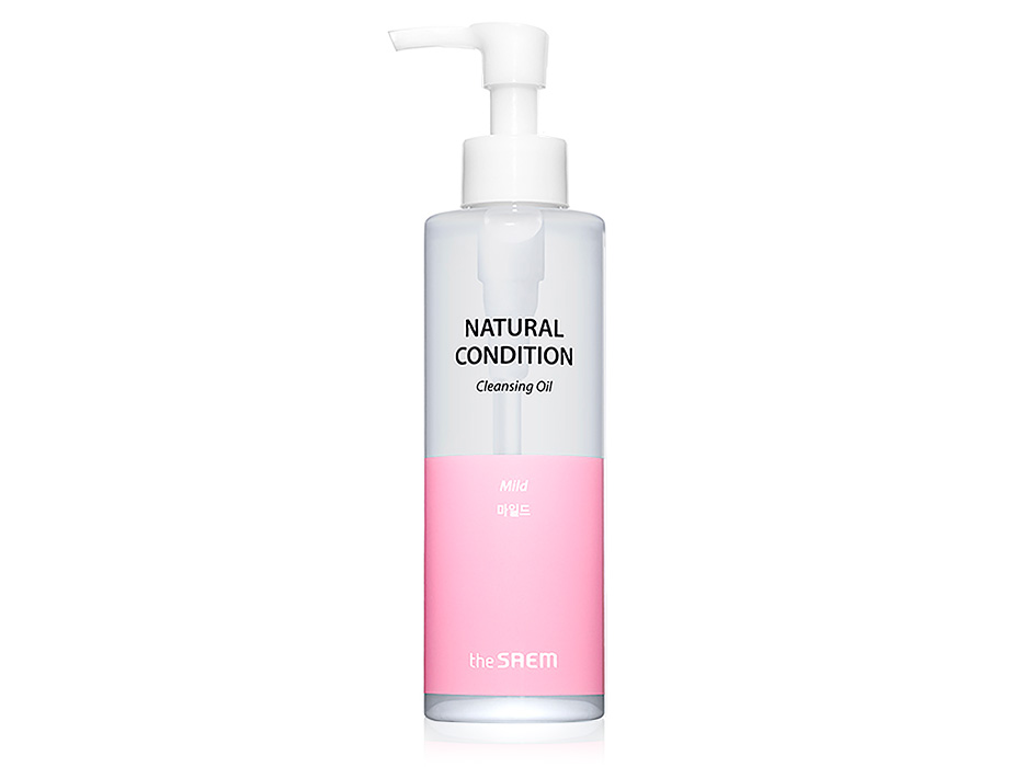 The Saem Natural Condition Cleansing Oil Mild 180 ml