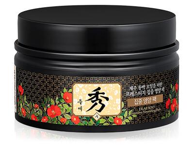 Интенсивно питательная маска для волос Daeng Gi Meo Ri Dlae Soo Nourishing Pack, 200мл - Фото №1