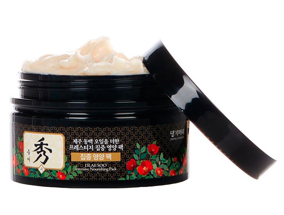 Интенсивно питательная маска для волос Daeng Gi Meo Ri Dlae Soo Nourishing Pack, 200мл - Фото №2