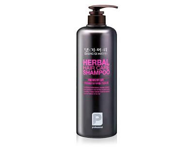 Профессиональный шампунь для окрашенных волос Daeng Gi Meo Ri Professional Herbal Hair Shampoo, 1000мл - Фото №1