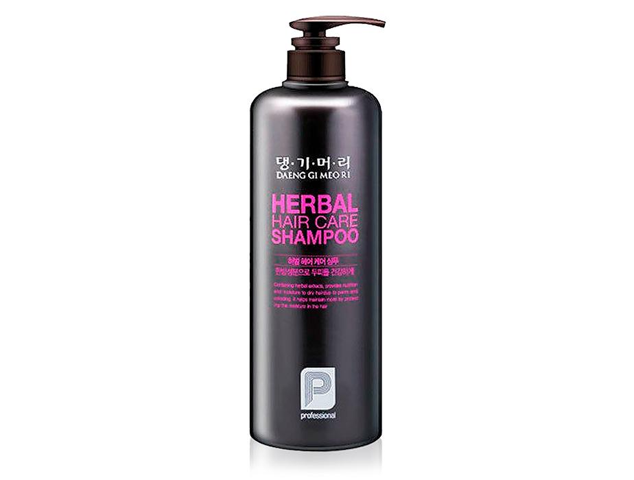 Профессиональный шампунь для окрашенных волос Daeng Gi Meo Ri Professional Herbal Hair Shampoo, 1000мл