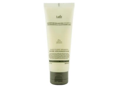 Увлажняющий шампунь для волос Lador Moisture Balancing Shampoo, 100мл - Фото №1