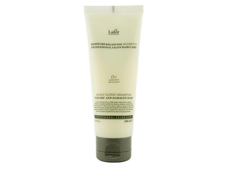 Увлажняющий шампунь для волос Lador Moisture Balancing Shampoo, 100мл