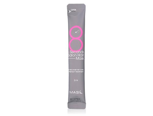 Восстанавливающая питательная маска для волос Masil 8 Seconds Salon Hair Mask, 8мл - Фото №1