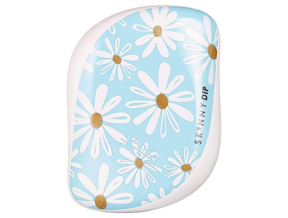 Расческа Tangle Teezer Compact Styler Skinny Dip Dreamy Daisies - Фото №4