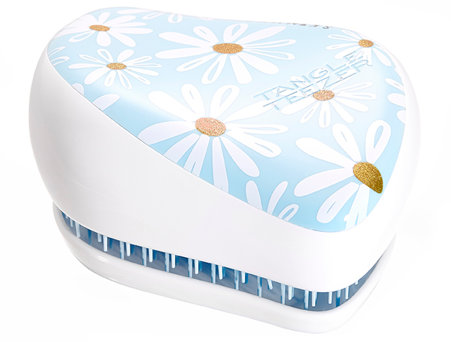 Расческа Tangle Teezer Compact Styler Skinny Dip Dreamy Daisies - Фото №7